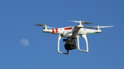 The Eagle Has Landed - A Bald Drone Story or an Important Pointer on Drone