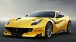 Αυτή θα είναι η νέα Ferrari και θα τα