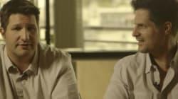 Βλάσης και Τσάρλι Παρλαπανίδης: Τα δύο αδέρφια που κατέκτησαν το Hollywood με την ιστορία των