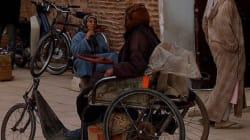 Les personnes en situation de handicap restent