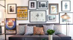 Πώς να δημιουργήσετε τον τέλειο τοίχο με καδράκια στο σπίτι