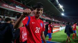 U-17 월드컵 한국, 기니 꺾고 16강(영상