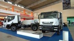 Iveco produira son premier véhicule utilitaire en novembre