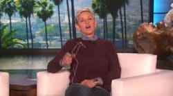 Όταν η Ellen DeGeneres παρακολουθούσε το Λάρισα –