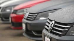 Volkswagen arrête de vendre certains modèles en