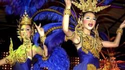 두 얼굴의 태국: '아시아 게이 수도'의 추한