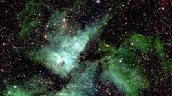 우주를 찍은 역사상 가장 큰 사진이