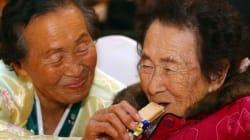 [이산가족 상봉] 60여년 만의