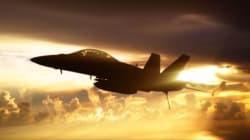 Βίντεο: Ο «χορός» των F-18 Hornet και το «μπαλέτο» του