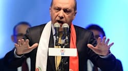 Turquie: le parti d'Erdogan dans la dernière ligne droite avant les
