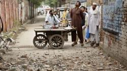Πακιστάν: Έρευνες στα συντρίμμια - σχεδόν 300 νεκροί από τον φονικό