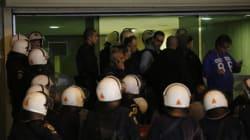 Οι προσαγωγές των 19 ατόμων για την εισβολή στα γραφεία των ΑΝ.ΕΛ έγιναν