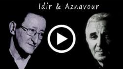 Idir en duos avec Aznavour et Cabrel dans un nouvel album prévu pour