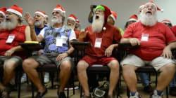 L'école de Père Noël, un espoir de travail dans un Brésil en