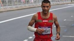 L'athlète Abderrahime Bouramdane suspendu pour