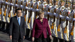 Η Μέρκελ στην Κίνα και η συμφωνία για την αγορά - μαμούθ 100 Α320 της Airbus αξίας 9,7 δισ.