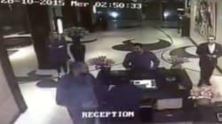 Badr Hari frappe un réceptionniste au Sofitel