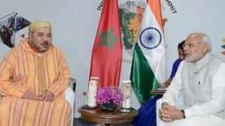 Mohammed VI à New Delhi: Son discours en trois