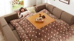 Le kotatsu, l'invention japonaise pour rester au chaud tout