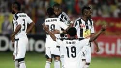 Ligue des champions d'Afrique: L'USM Alger dominé par le TP Mazembe