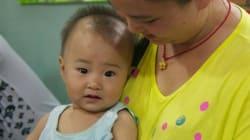 En Chine, la politique de l'enfant unique a fait des millions d'enfants non