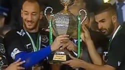 Football: L'ES Sétif remporte sa première supercoupe