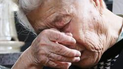 위안부 할머니들은 한일 정상회담 뉴스를 보다가 울고