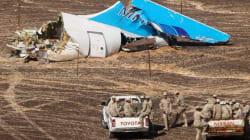 Egypte: les boîtes noires de l'avion russe en cours