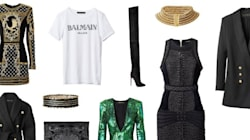 H&M X 발망 컬렉션에서 사야할 10가지