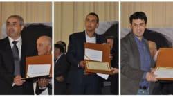 Prix Assia Djebar: trois auteurs