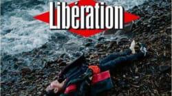 Νεκρά παιδιά στην πρώτη σελίδα: «Κάθε μέρα δυο Αϊλάν» γράφει η Libération και