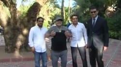 Maradona est arrivé au