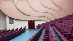 Un décor de ciné de Wes Anderson? Non, l'architecture de Corée du