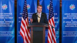 Ας Κάρτερ: Θα συνεχίσουμε τις επιχειρήσεις στην Νότια Σινική