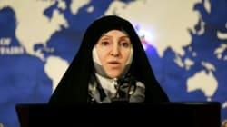 L'Iran nomme sa première