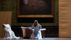 Οι πρώτες εντυπωσιακές φωτογραφίες από τις πρόβες της όπερας του Μπελλίνι «Καπουλέτοι και
