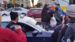Επεισόδια στο συλλαλητήριο των Ποντίων στη Θεσσαλονίκη: Απομάκρυναν με βία βουλευτή και δημοτικό σύμβουλο της Χρυσής