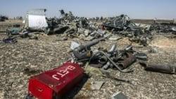 Crash en Egypte: Moscou admet un possible acte