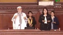 Abdelfatah Mourou à une députée d'Ennahdha: