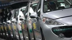 Signature d'une convention entre le ministère de la Formation et Peugeot