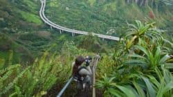 Le spectaculaire «Stairway to Heaven» bientôt ouvert au public?