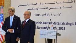 À Tunis, Kerry réaffirme l'appui américain au
