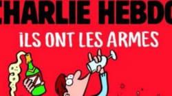 Το εξώφυλλο του Charlie Hebdo για την τρομοκρατική επίθεση το