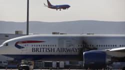 Επιβάτης αποπειράθηκε να ανοίξει τις εξόδους κινδύνου αεροσκάφους της British