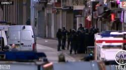Le film de l'opération antiterroriste à saint-Denis