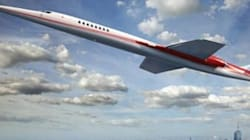Το υπερηχητικό αεροσκάφος που θα ταξιδεύει από το Λονδίνο στη Νέα Υόρκη σε τρεις