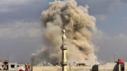 Μονάδα του ρωσικού πυροβολικού δρα στην συριακή επαρχία Χομς σύμφωνα με δημόσιο τηλεοπτικό