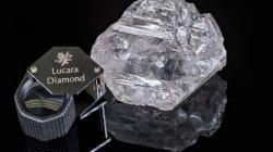Ανακάλυψαν στην Μποτσουάνα το δεύτερο μεγαλύτερο διαμάντι στον