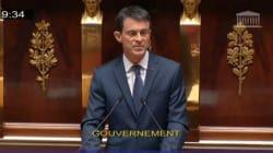 Le premier ministre français pointe le risque d'attaques chimiques contre la France (et l'armée va fournir des