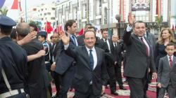 Hollande remercie Mohammed VI pour